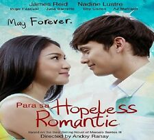 PARA SA HOPELESS ROMANTIC - NADINE LUSTRE JAMES REID TAGALOG ENG SUBTITLE - DVD