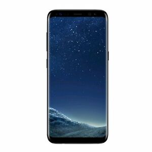 Brand New Samsung Galaxy S8 DualG950FD 4G 64Gb  Sim Free Unlocked Phone Black