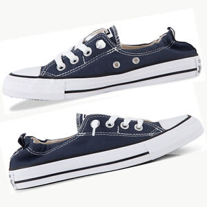 f727cabb2285 Converse Chuck Taylor All Star CTAS Shoreline Slip Athletic Navy ...