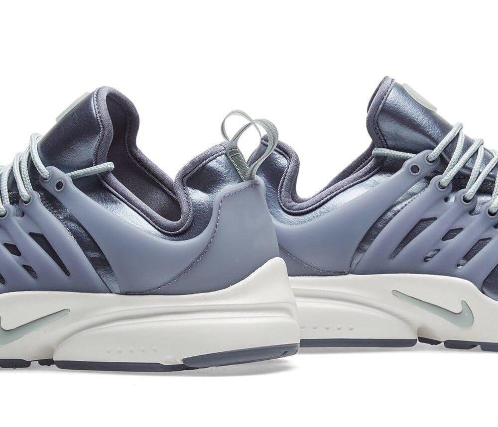 newest 3cd34 3c112 Nike Air Presto se para mujer (912928 005) Luz Carbono, Metálico