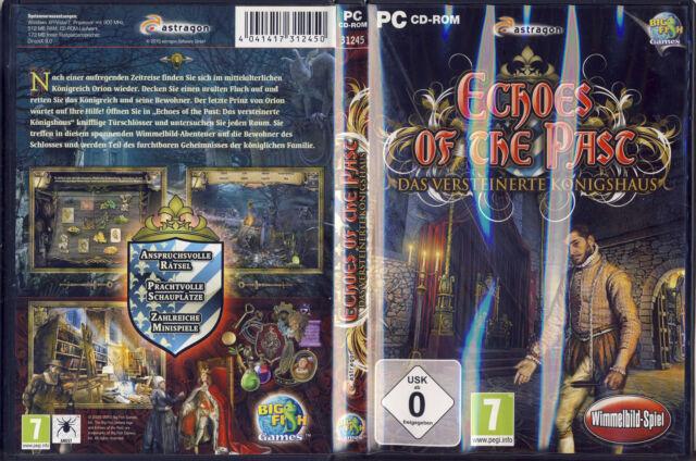 Echoes Of The Past: Das versteinerte Königshaus * Wimmelbild-Spiel * (PC, 2010,