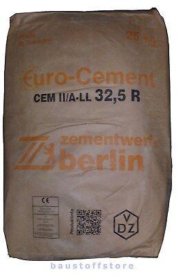 Portlandkalksteinzement Cem Ii/a-ll 32,5 R, Zement Ausgezeichnet Im Kisseneffekt