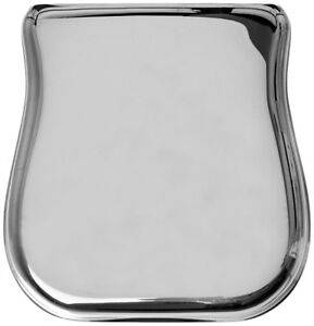 Genuine-Fender-Tele-Telecaster-metal-guitare-034-CENDRIER-034-Bridge-Cover-Chrome
