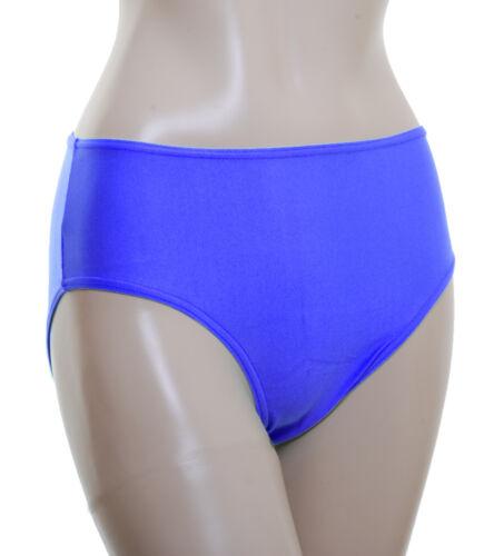 Braga-Ideal para bajo faldas Etc Para modestia-Lycra Ballet Colores
