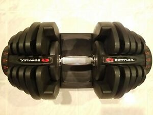 Bowflex SelectTech 1090 Adjustable Dumbbell (Single Weight) 9.5/10 Free Shipping