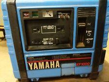 Yamaha Ef1000 Generator 12vdc Amp 120v Ac Local Pickup Northeast Ga 30527