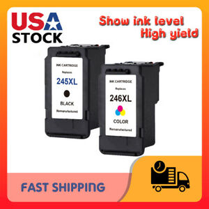 Lot-PG-245XL-CL-246XL-Ink-Cartridge-for-Canon-PIXMA-MG2920-MG2924-MG2550-MX492