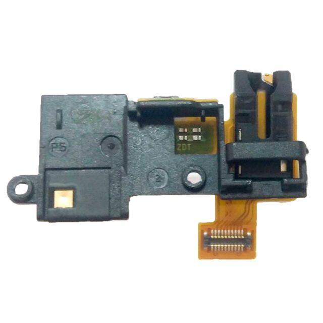 Connector Jack Audio Tablet Sony Xperia Z SGP321 Original