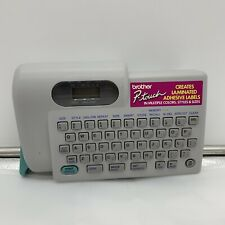 New Listingbrother P Touch Label Maker Model Pt 12 Laminated Adhesive Label Making System