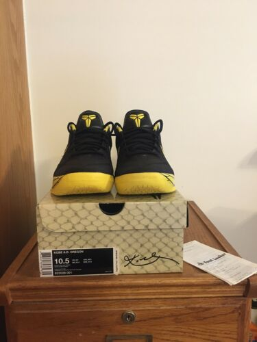 Talla Kobe Worn 10 1x Oregon 5 551rqZwI
