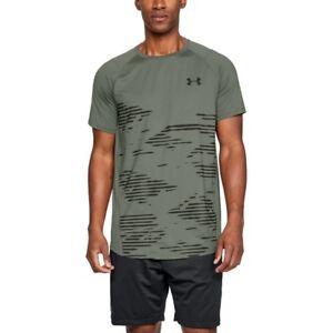 ae6bc0de Details about Under Armour MK-1 Camo Men's Short Sleeve Shirt UA t-Shirt  1328380 492