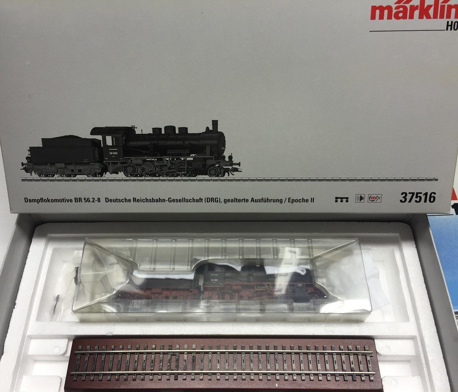 h0 37516 locomotiva BR 56 mfx Digital SOUND NUOVO CON CONFEZIONE ORIGINALE