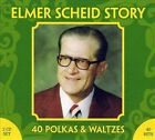 Elmer Scheid Story: 40 Polkas & Waltzes by Elmer Scheid (CD, Oct-2012, 2 Discs, Polka City Records)