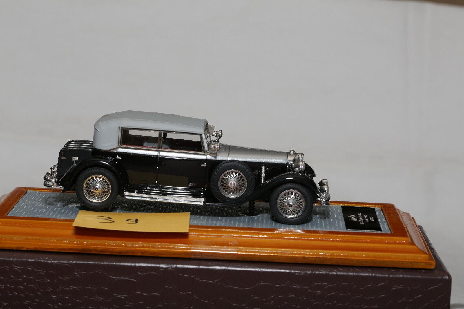 Mercédes (39) 770 K -cabriolet 1930-Iiario-1 43