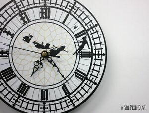 Peter-Pan-Wall-Clocks