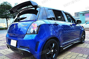 04-10-PAINTED-SUZUKI-SWIFT-II-Gen-2-MONSTER-type-TRUNK-ROOF-SPOILER