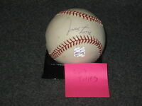 Luis Torres Topps Reserve Autographed MLB Baseball