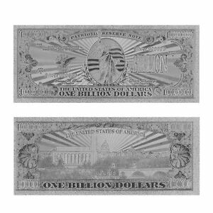USD-BANKNOTE-1000000000-ONE-BILLION-DOLLAR-USA-SILVER-LOOK