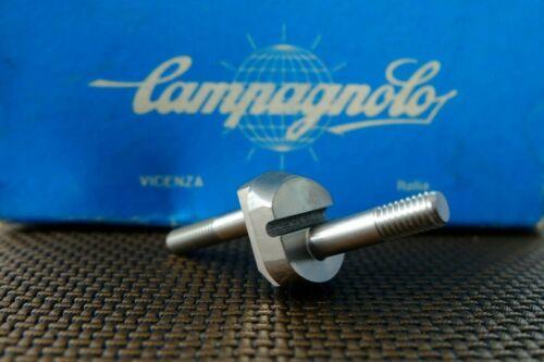 TITANIUM Campagnolo Nuovo Super Record Brakes drop bolt omas vintage SHORT