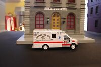 Code 3 Kitbash Chicago Fire Dept Ambulance Unit 48