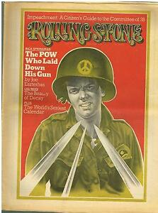 Rolling Stone - March 28, 1985 Back Issue / MIAMI VICE / WHAM / Scrapbook 80s