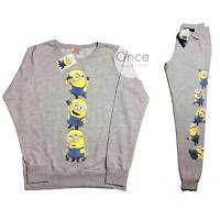 Primark Despicable Me Minions Sweatshirt Jumper Or Minion Sweatpants Jogging