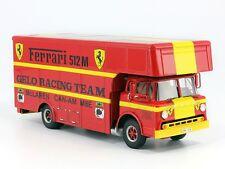 Exoto's Ford Team Gelo Racing Ferrari 512M transporter 1/43