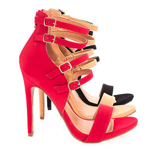Antonia-Strappy-Sandal-With-Buckles-Zipper-High-Heel
