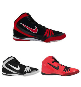 Image is loading NIKE-FREEK-Wrestling-Shoes -Ringerschuhe-Chaussures-de-Lutte-