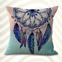 Us Seller-american Native Dreamcatcher Cushion Cover Patio Seat Cushion Covers
