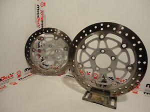 Dischi-Freno-Anteriore-Brake-Rotor-Front-Kawasaki-Z-750-03-06
