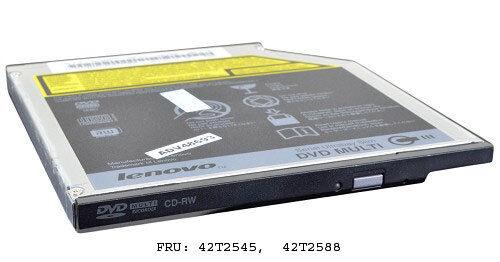 Lenovo ThinkPad T430S CD-RW DVD±RW Multi Burner Drive GU40N 45N7451