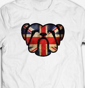 80e9c6395 Image is loading FUNNY-BRITISH-BULLDOG-UNION-JACK-GREAT-BRITAIN-ENGLAND-