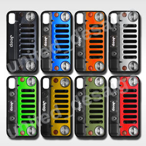 Jeep Wrangler Case Collection #14 for Apple iPhone X Case