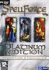 Spellforce Platinum Edition Game PC - BRAND