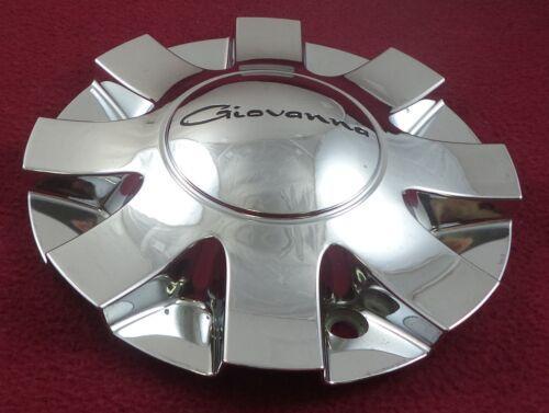 Giovanna Gello Wheels Chrome Custom Wheel Center Cap # 124L180 ONE CAP