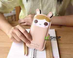 New-cute-iphone-4-4S-5-ipod-mp3-cover-holder-pouch-case-3-designs-UK-Seller