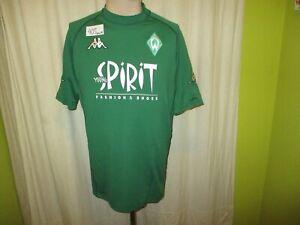 Werder-Bremen-Original-Kappa-Auswaerts-Trikot-2002-03-034-Young-Spirit-034-Gr-M