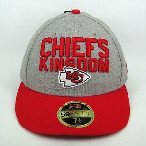 check out 7fc91 50b77 Image is loading New-Era-Cap-Men-039-s-NFL-Kansas-