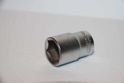 """Industrial Chrome Vanadium Douille 19 mm Ecrou Douille 1//2/"""" Nouveau"""