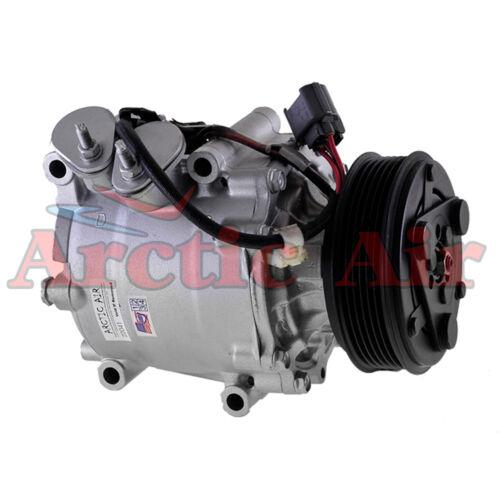 77613 A//C Compressor with Clutch fits 2002-2005 Honda Civic 1.7L