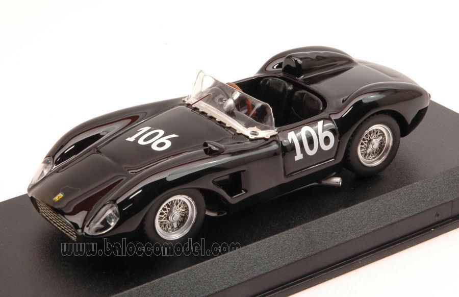 Ferrari 500 Mondial th Nassau 1959 A. markelson 1 43 Model 0333 Type Model