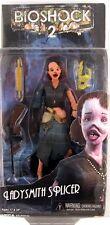 "Bioshock 7"" Action Figure Series 2 Ladysmith Splicer"