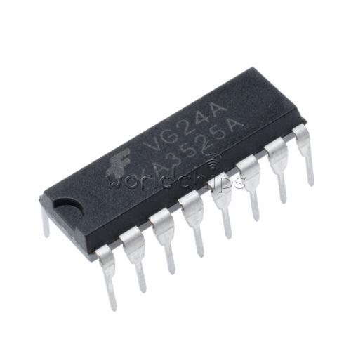 5PCS SMPS PWM CONTROLLER IC kA3525A SG3525A DIP-16