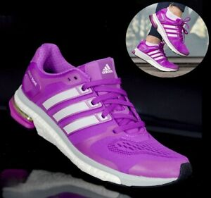Details about Adidas Adistar Boost W ESM Ladies Running Shoes Sport Shoes Running Shoes Purple show original title