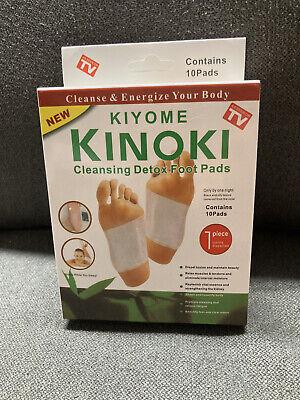 Health Care Kinoki Cleansing Detox Foot Pads