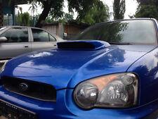 03-06 Subaru Impreza Blobeye WRX STi Style Large Hood Scoop Fiberglass