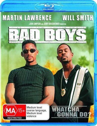 1 of 1 - Bad Boys NEW B Region Blu Ray