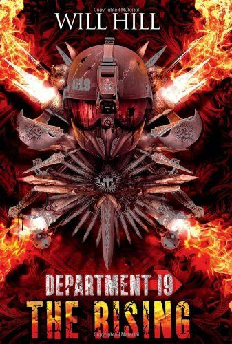 Department 19: The Rising By Will Hill. 9780007354481