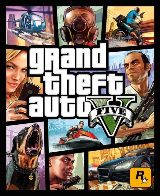 Grand Theft Auto V 5 PC Key GTA V GTA 5  PC Key Digital Download Code world wide